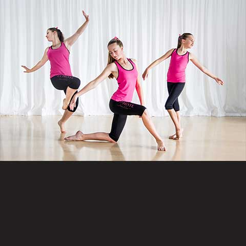 Lyrical Dance Lessons Whitianga